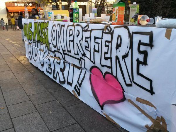 Migrants : arrêter de « pousser le lit » et enfin « réparer le toit » !