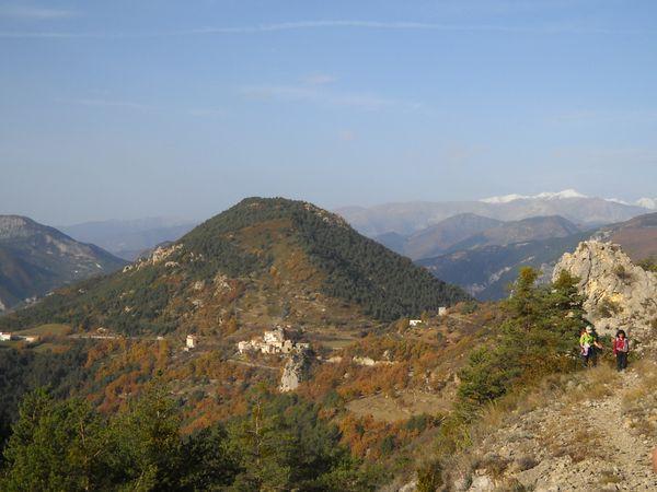 Touët - le Mt Mounier