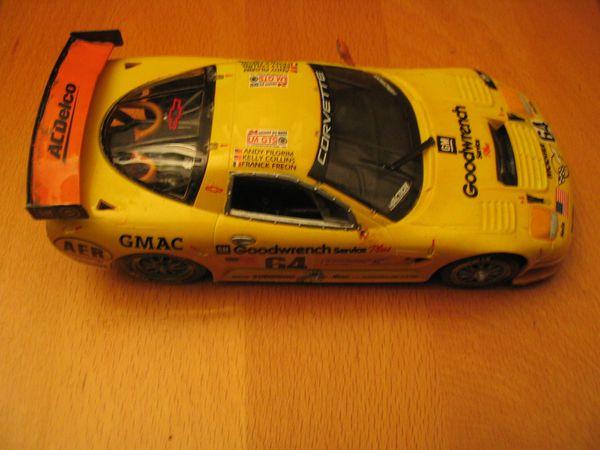 Corvette C5-R Le Mans 2001