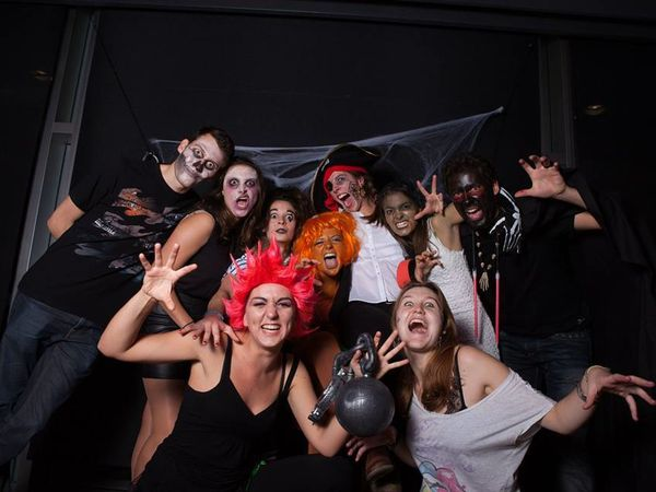 #Canada @Quebec @universitelaval : Relâche et Halloween party