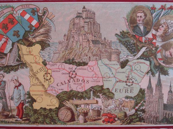 """ce loto artistique a été créé par Jullien vers 1890 avec une présentation sous forme de livre &#x3B; la version ci-dessus ne porte pas de mention d'éditeur car elle était vendue par le magasin """"au Paradis des Enfants"""""""