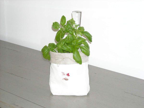 Jolie corbeille, sac miniature.