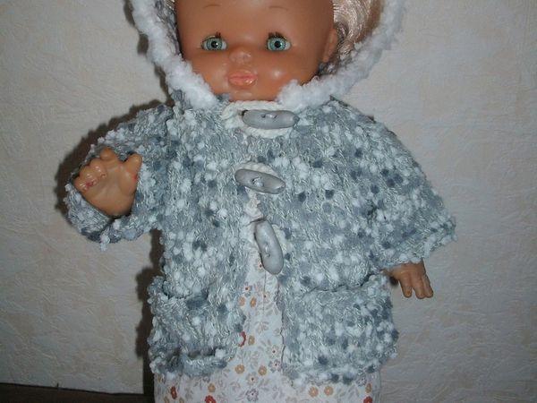 le dressing de la poupée....
