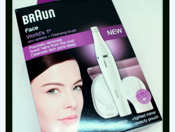 Coffret Braun Face