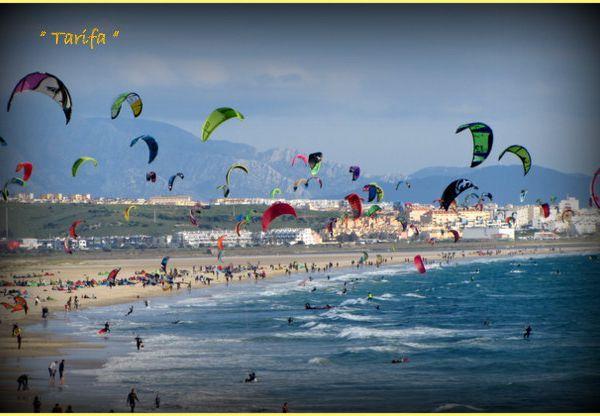 Tarifa  &quot&#x3B; the Wind &quot&#x3B;