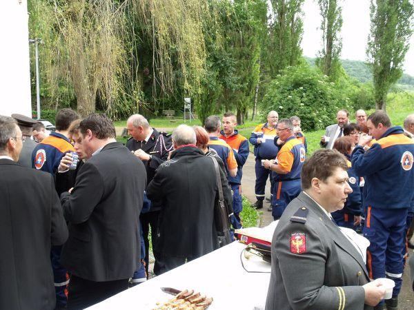 Congrès départemental de la Protection Civile en 2012 à Algrange (2)