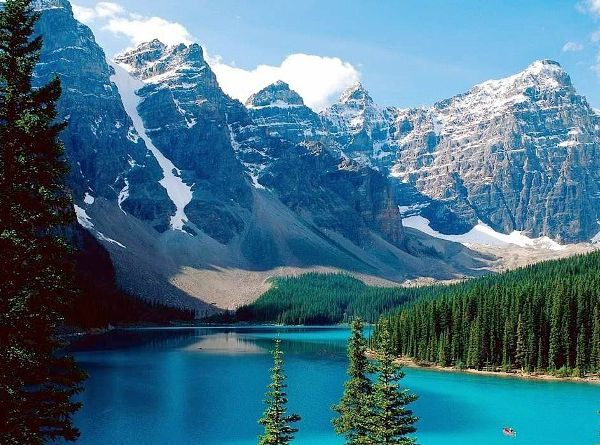 1- Montagne et vallée