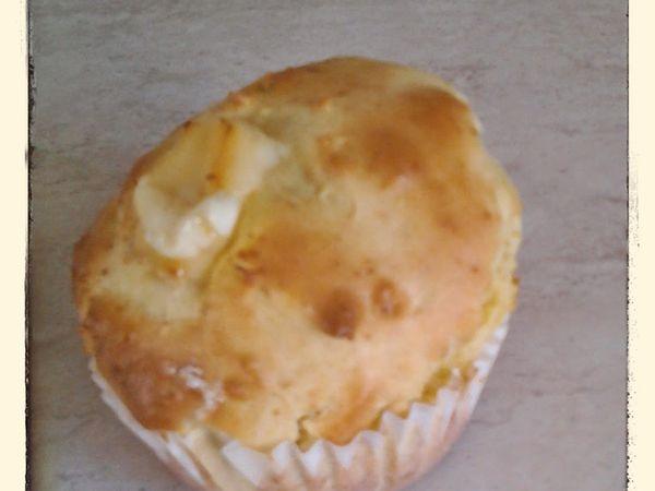 Muffins salé à la vache qui rit au thermomix