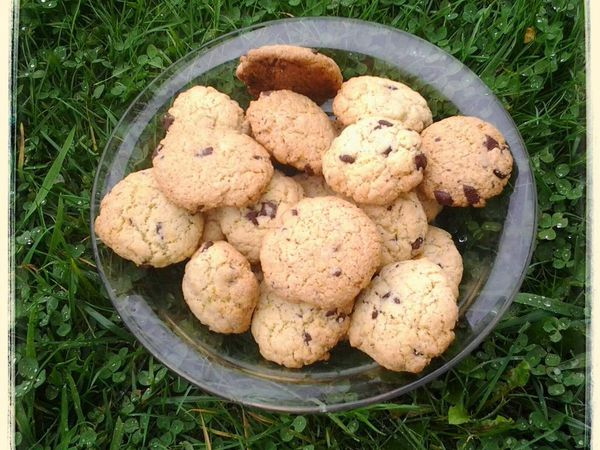 Cookies au citron au thermomix