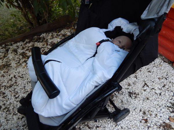 ESSAI POUSSETTE PERICLES BUGGY XS