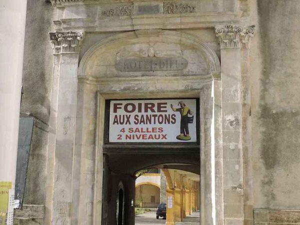 Foire aux Santons 2015, Arles