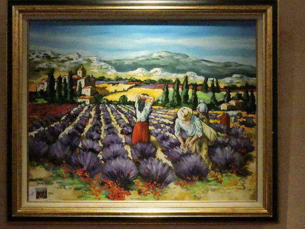 La Ciotat, expo La Provence et la vie d'Antan