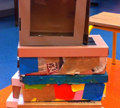 Cabinets de curiosités chez NatouD