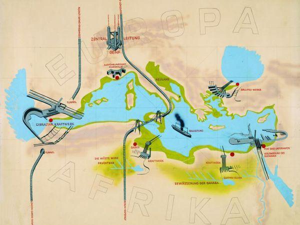 VIDEO - Fou, Atlantropa, le projet de 1928 d'assécher la Méditerranée