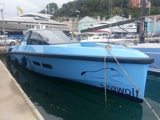 Le tout nouveau yacht Wally 50 a été mis à l'eau