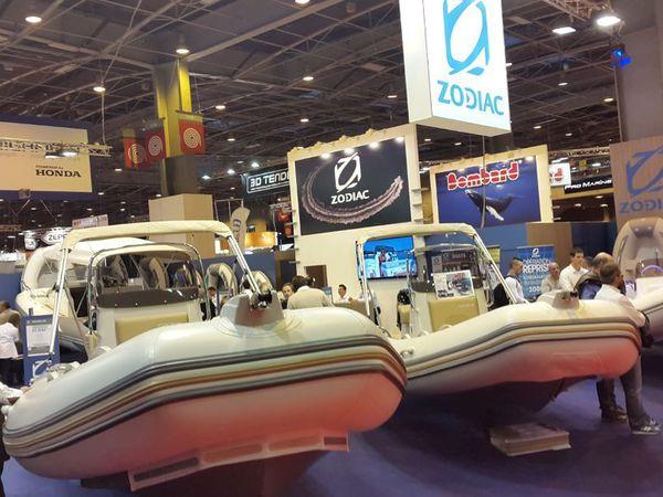 Les Directs du Nautic 2014 - Zodiac double sa gamme Medline et crée une offre spéciale primo-accédant pour le Nautic