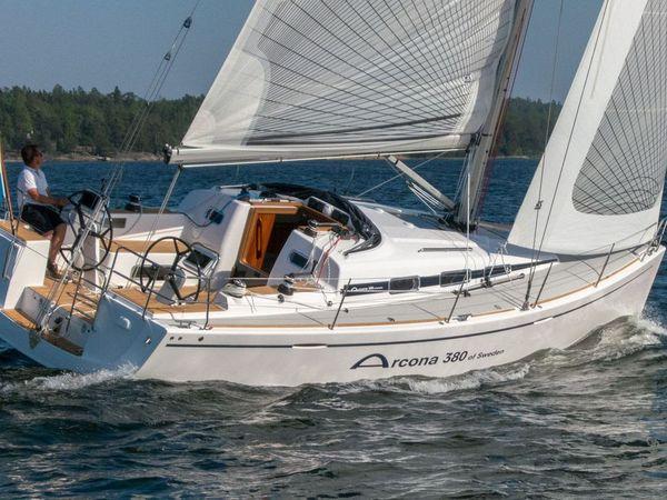 Environnement - Arcona 380Z, un voilier suédois, zéro émissions