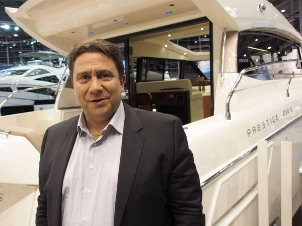Yachting - Prestige en force sur le Boot de Düsseldorf