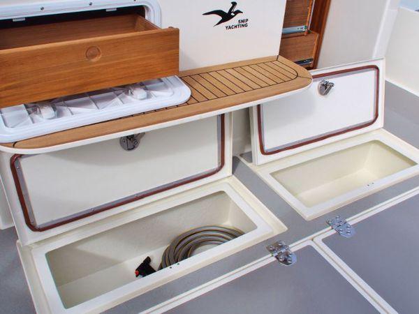 Photo Reportage - Targa 32 Tarfish, quand Sport Fishing rime avec Yachting