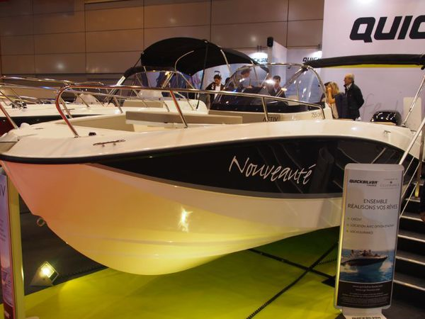 Le Quicksilver Activ 755 Open