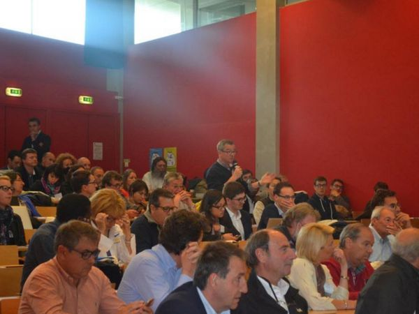 Près de 140 participants à Nantes au colloque sur la Plaisance Collaborative