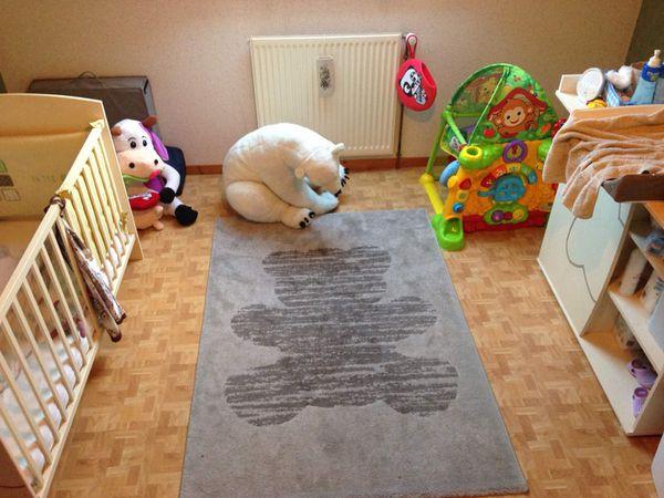 La chambre bébé - enfant de Poupette