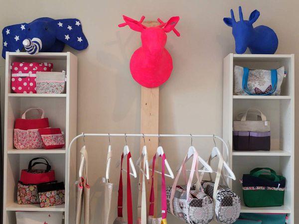 « Au comptoir des créateurs » ouvre sa boutique éphémère de Noël