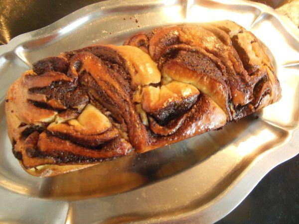 Krants cake