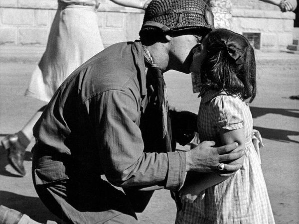 The Kiss of Liberation