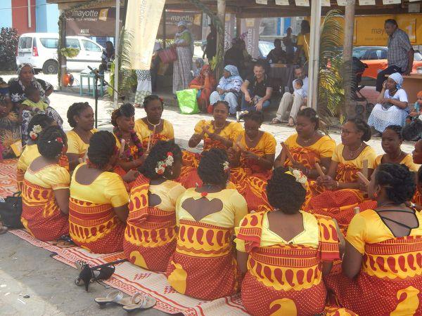 Festival du geste à Chiconi