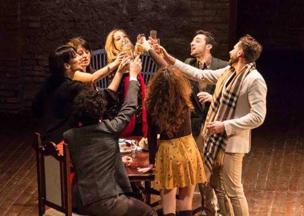 KENSINGTON GARDENS di Giancarlo Nicoletti al Sala Uno Teatro dal 14 al 18 dicembre