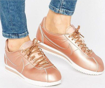 Nike Cortez Rose Gold : Top ou flop ? �