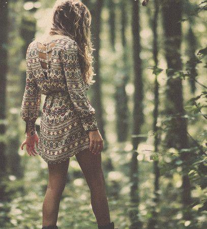 Bohemian style, la mode pour cet été?