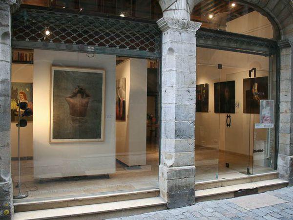 L'exposition des Vénus aux galeries de la Tour 16 rue du Boeuf 69005 LYON