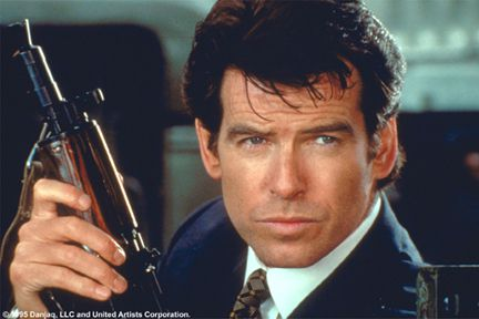 James Bond : Pierce Brosnan