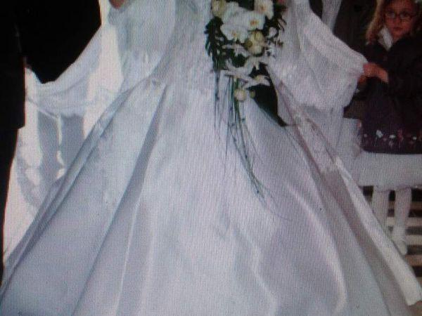 robe de mariée anne