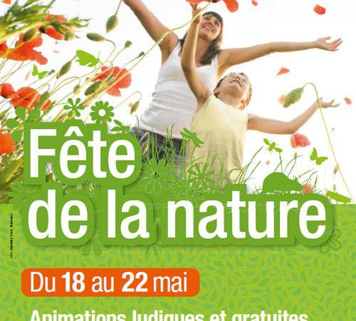 fête de la nature samedi 21 mai à l'arboretum de St Laurent