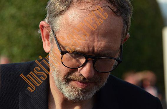 Le réalisateur Anton Corbijn venu présenter le film.