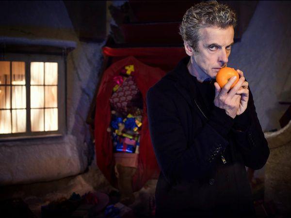 The Doctor ! Une orange pour seul cadeau ?