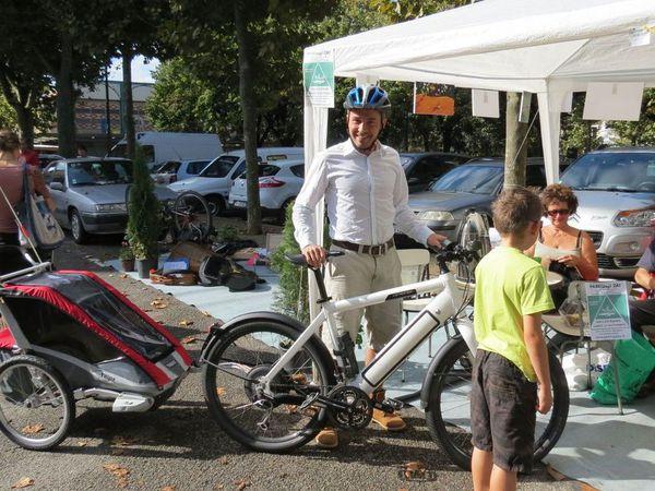 Parking day à Aix-les-bains…