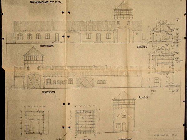 Un plan du camp d'Auschwitz en 3D pour faciliter les procès des anciens nazis