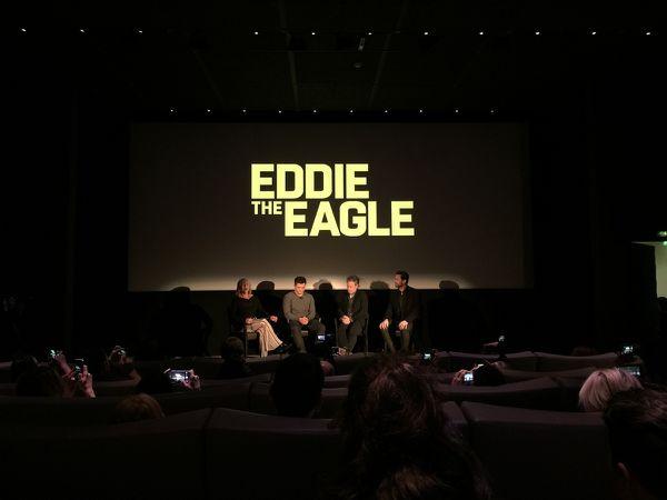 MATCH DES CRITIQUES: &quot&#x3B;EDDIE THE EAGLE&quot&#x3B;, PAR EMMA