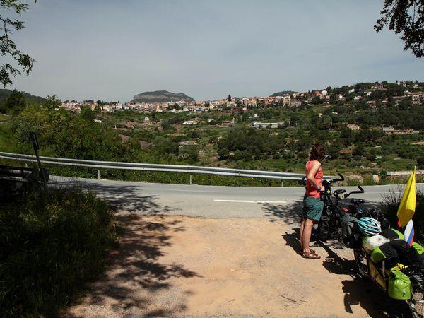 Traversée de l'Espagne / пересечение Испании