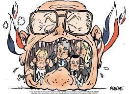 Lorsque le FN et les Le Pen reviennent avec leurs démagogies négationnistes et racistes, (qu'ils n'ont jamais abandonné !)