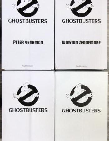 GHOSTBUSTERS : LES 12&quot&#x3B; BY MATTEL