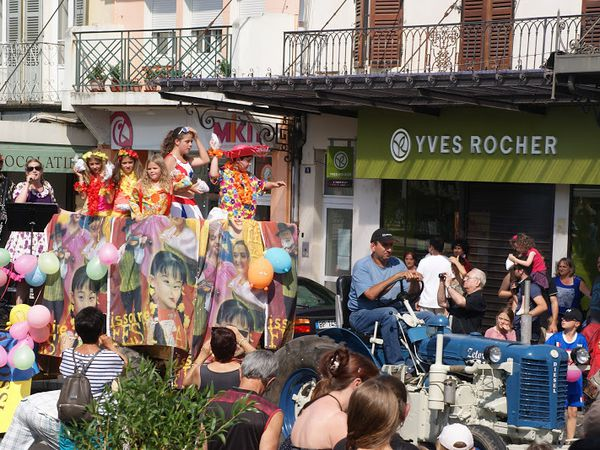 Local: Issoire Festival