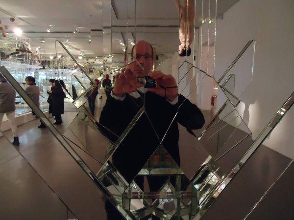 Expo David Altmejd au MAM, Paris