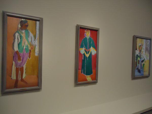 """Ci-dessus """"Amido, le Marocain"""" avril-mai 1912 (Ermitage) et """"Zorah debout"""" fin octobre 1912 (Ermitage)"""