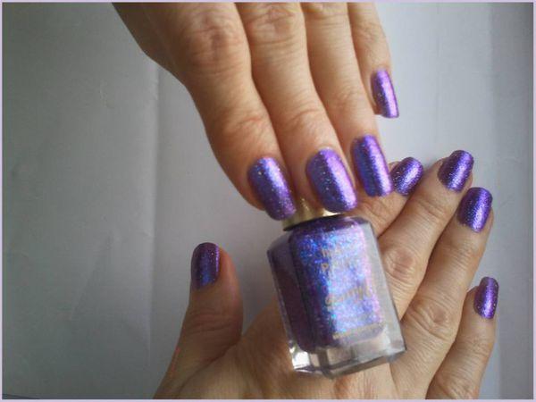 Vernis Fashion Icon-Barry M collection The Glitterati...