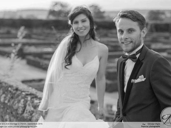 Reportage lors d'un superbe mariage en Touraine, partie 2, les photos de couple